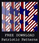 FREE DOWNLOAD - Patriotic Pattern