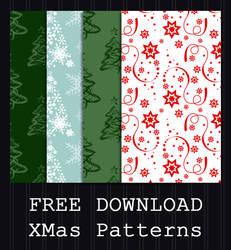 FREE DOWNLOAD - Christmas Patterns
