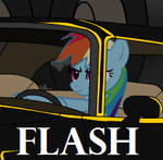 Dash and Pinkie Smuggle Apple Cider
