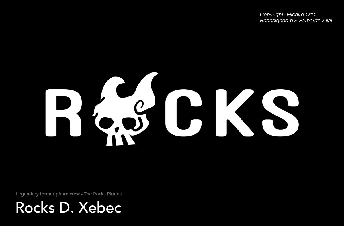 one piece rocks