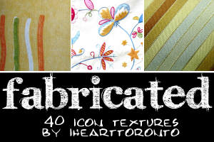 Fabricated Textures by ihearttoronto