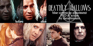 The Deathly Hallows coloring