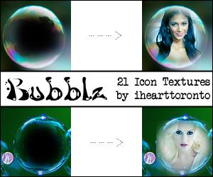 Bubblz Icon Textures