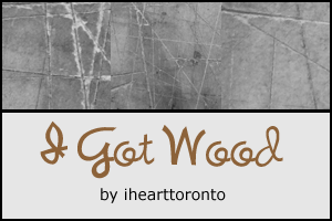 I Got Wood Textures by ihearttoronto
