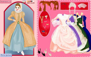 historical doll by Pichichama