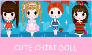Cute chibi doll by Pichichama
