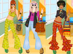 70's fashion dress up game