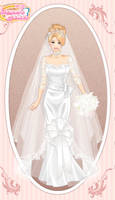 Wedding dress creator game