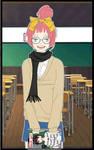 Shoujo manga girl dress up game