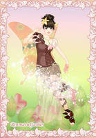 Spring fairy dress up game by Pichichama