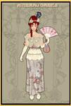 Belle epoque costume creator