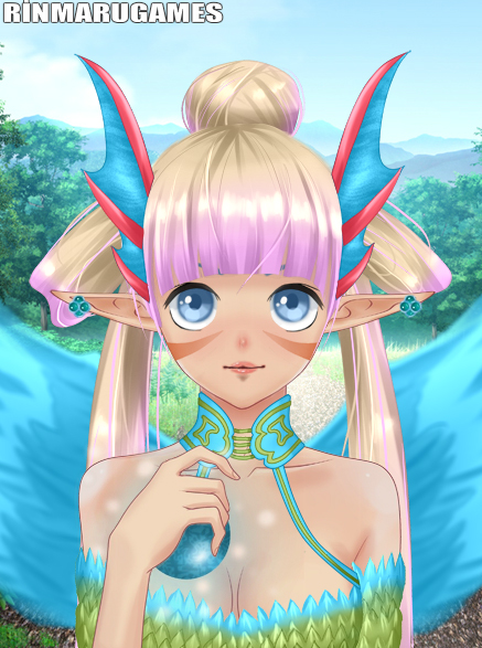 Anime elf creator by Pichichama