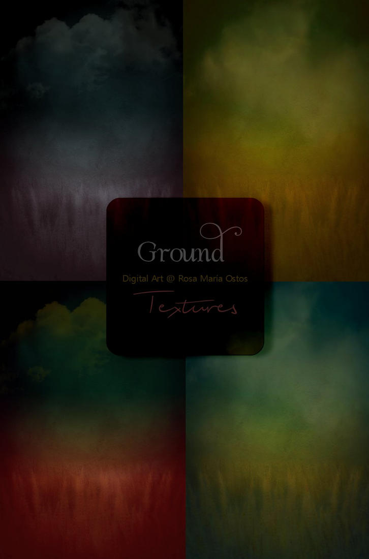 Pack Textures -  Ground by ROSASINMAS