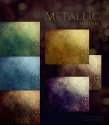 Pack Textures - Metallic by ROSASINMAS
