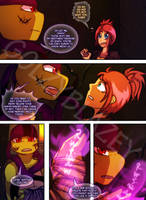 Teenage Mutant Mages Turtles Page 20 by GolzyDee