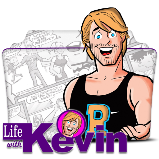 Life With Kevin (2016) by BuddhaJEF