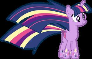 Twilight Sparkle - Rainbow Power by Elsia-pony