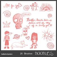 Doodles by ballad-of-pola-k