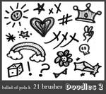 Brushes - Doodles 2