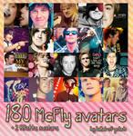 180 McFly avatars