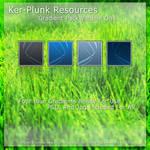 Gradient Pack Volume One: Blue