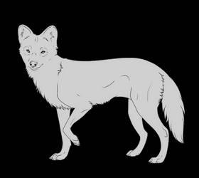 Free Asian Wild Dog Base