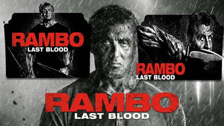 Rambo Last Blood folder icon