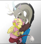 Fluttercord Hug