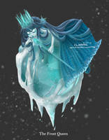 Frost-Queen by Merilisle