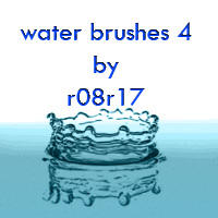water brushes 4 by r08r17