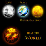 Heal the World by SaintIscariot