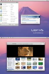 Lion VS