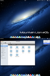 Mountain Lion eOS theme