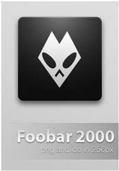 Foobar 2000 icon 2 by AlexandrePh