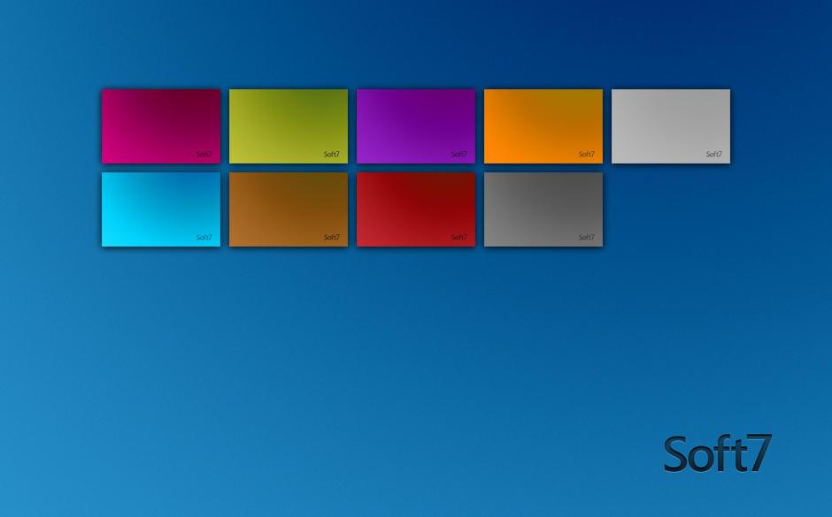 Soft7 Wallpaper Pack by ap-graphik