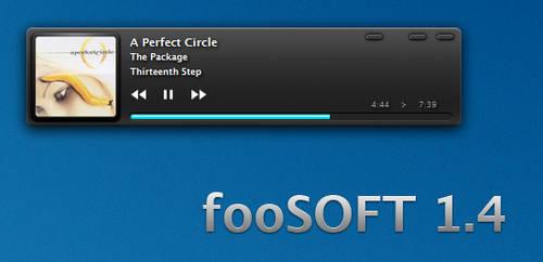 fooSOFT 1.4 by AlexandrePh