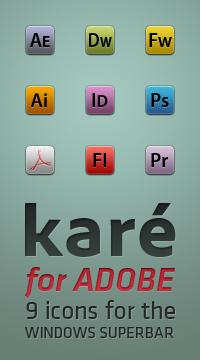 kare for ADOBE CS4 by AlexandrePh