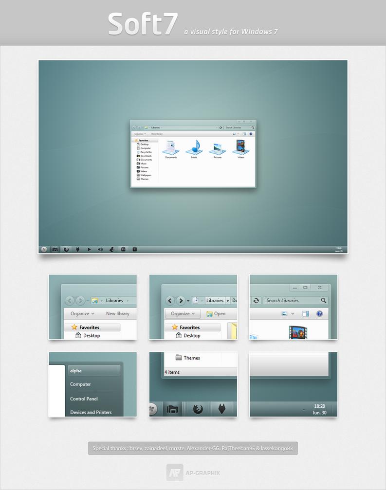 скачать Windows 7 Soft торрент - фото 11