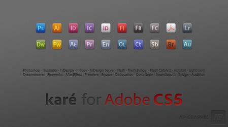 kare for Adobe CS5 by AlexandrePh