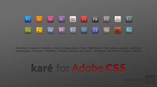 kare for Adobe CS5