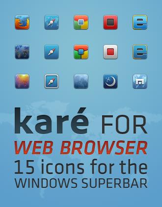 kare for Web browser