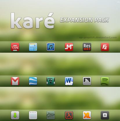 kare expansion pack