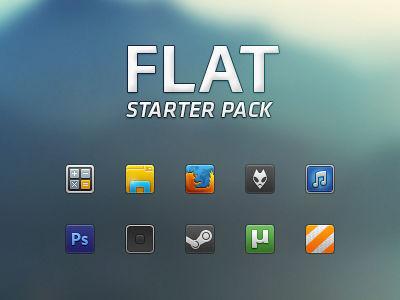 Flat - Starter Pack