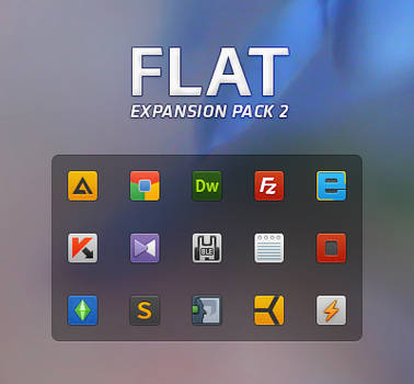 Flat - Expansion Pack 2 by AlexandrePh