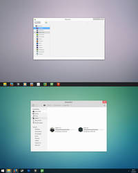 Windows 8 mockups