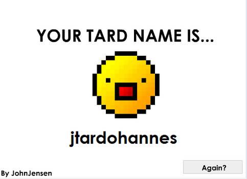 Tard Name Generator