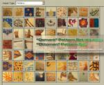Ottoman Photoshop Pattern Set