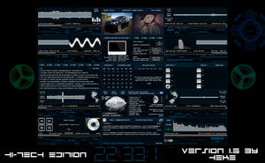Hi-Tech Edition by hekee