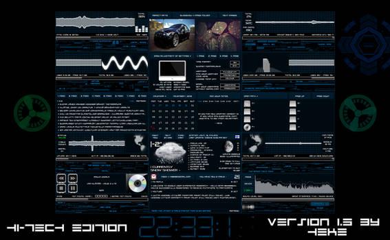 Hi-Tech Edition