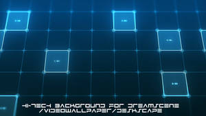Hi-Tech Background by hekee